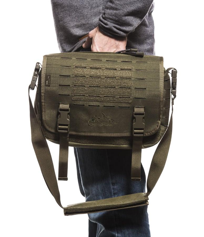 Helikon Messenger Bag Small Olkalaukku Vihreä 5