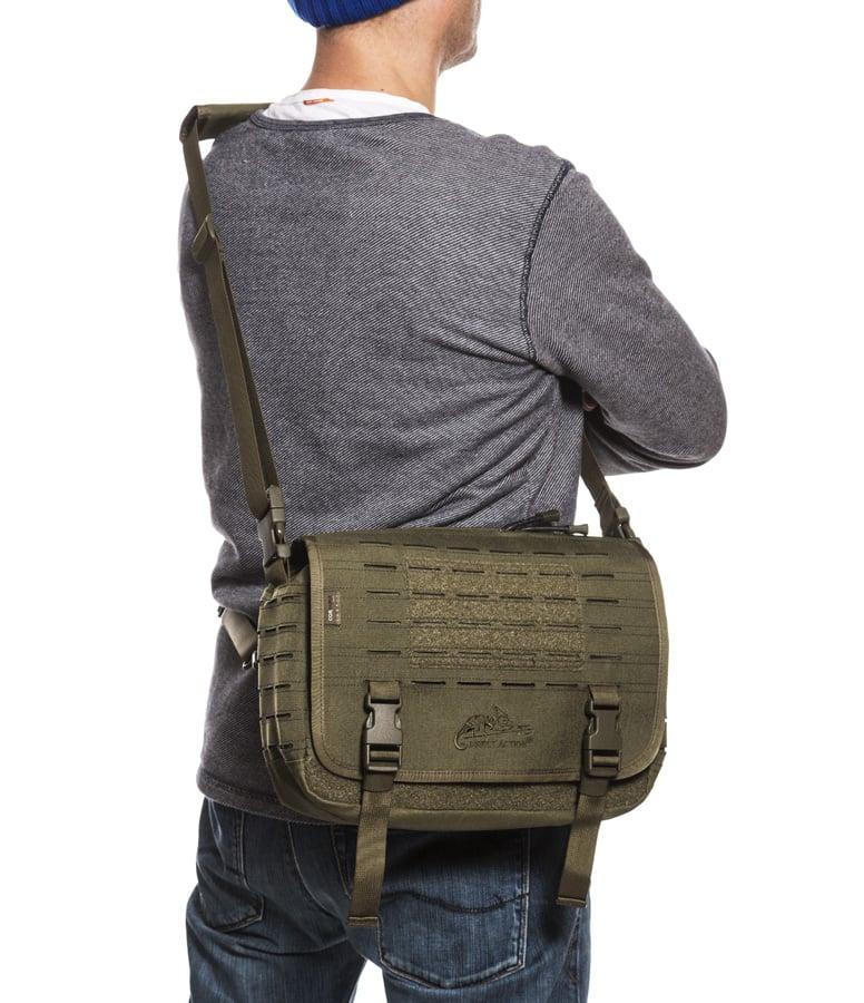 Helikon Messenger Bag Small Olkalaukku Vihreä 3