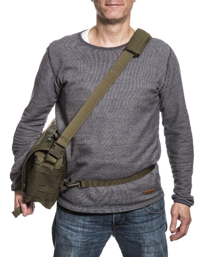 Helikon Messenger Bag Small Olkalaukku Vihreä 6