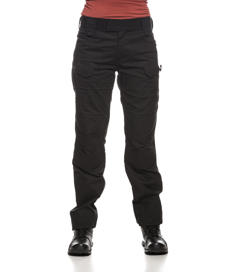 Helikon Naisten Urban Tactical Housut RS Musta