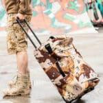 Herschel Wheelie Outfitter Desertcamo 70L Desertcamo