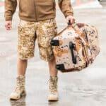 Herschel Wheelie Outfitter Desertcamo 70L Desertcamo4
