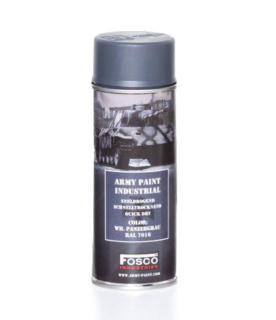 Spraymaali Panssarinharmaa