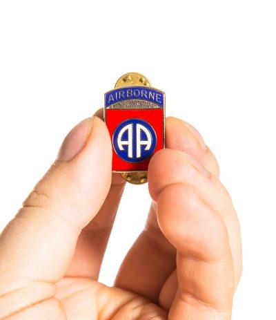 82nd Airborne Crest Pinssi