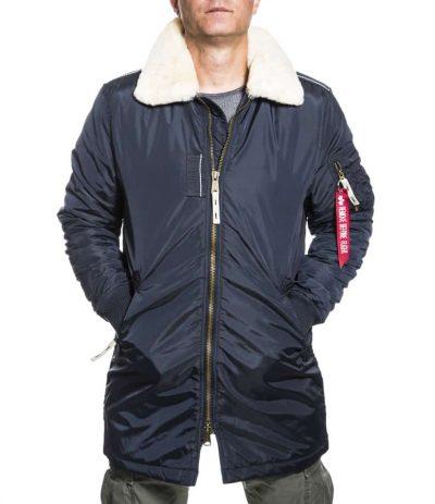 Alpha Injector III Coat Real Wool Takki Repblue