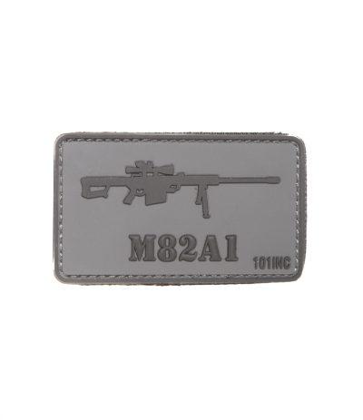M82A1 Barrett Kivääri PVC Velcro Hihamerkki