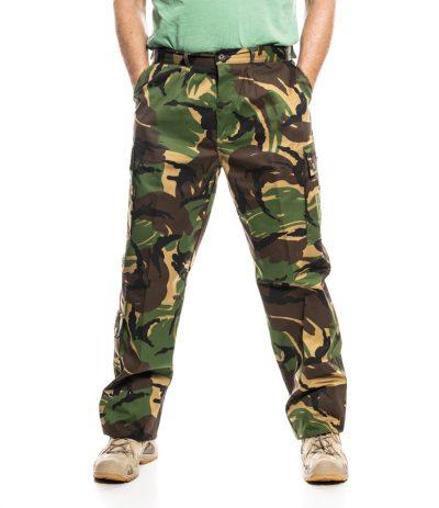 Dutch DPM Combat Trouser Reisitaskuhousut