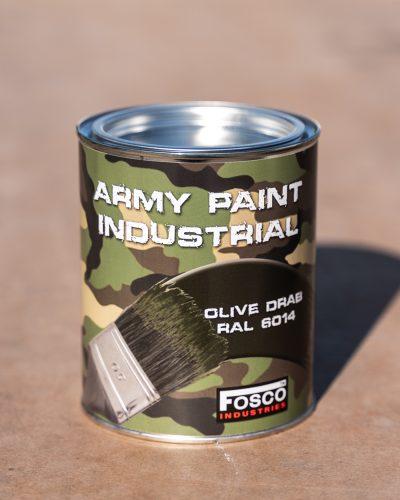 Armeijamaali Litran Purkki Olive Drab