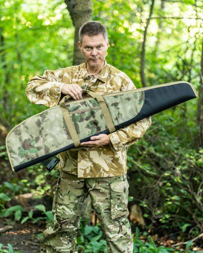 Predator Range Kiväärilaukku FGCamo