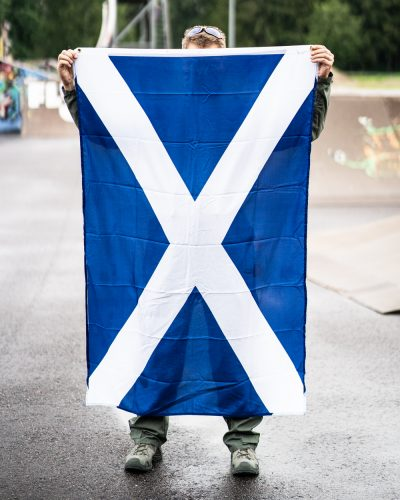 Skotlannin Valtion Lippu