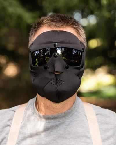 SwissEye SWAT Pro Suojamaski Musta